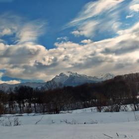 Зимна приказка и Марагидия класически варияант