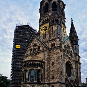 Църква Кайзер Вилхелм*,1895 г., Берлин
