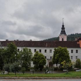 Цистерианския манастир в Sticna, 1132 г.