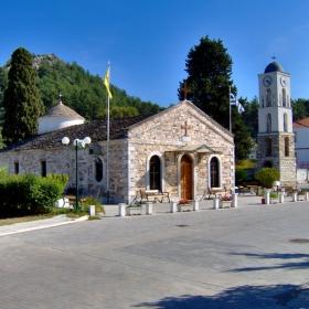 Тасос, Храмът