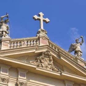 Църковен фрагмент