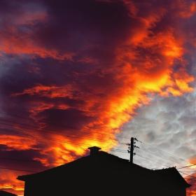 Гневно небе