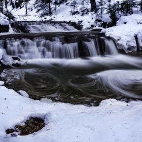 Зимни водовъртежи