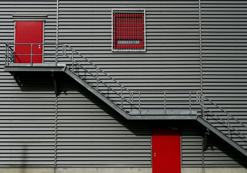 Фотогенична стълба
