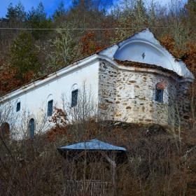 Църква 'Свети Николай' с. Косово общ. Трекляно