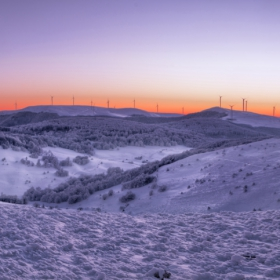 Зимен изгрев