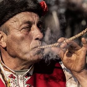 Пушенето убива - Перник Сурва 2016! Поздрав за tacev!