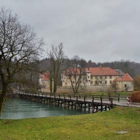 Замък Оточек, Словения