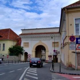 Брашов, Българската порта