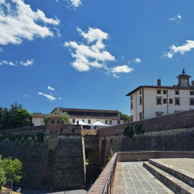 Fortе di Belvedere 1590-1595 г.