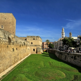 Bari- Castello Svevo