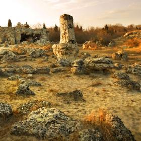 Каменната пустиня