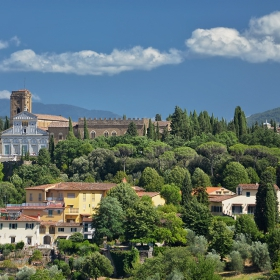 Abbazia di San Miniato al Monte, XII sec., Firenze