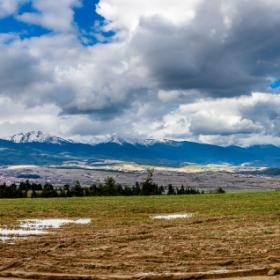 Рила - панорама