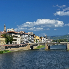 Мостовете на Флоренция - Ponte alle Grazie