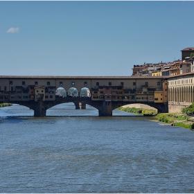 Мостовете на Флоренция - Ponte Vecchio