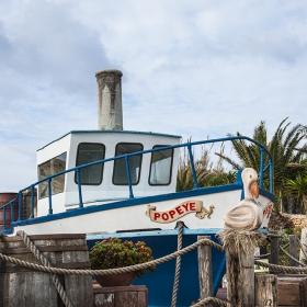 Лодката на моряка Попай -