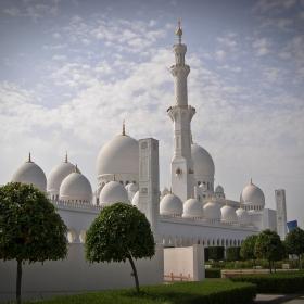 Мраморната джамия
