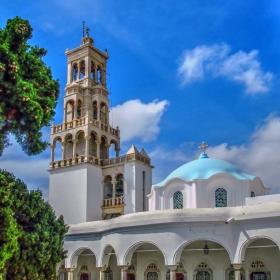 Тинос - Благовестенска църква 2