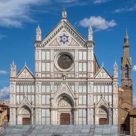 Санта Кроче - Флоренция