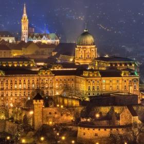 Нощни Будапещенски феерии...