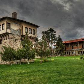 Араповски Манастир HDR