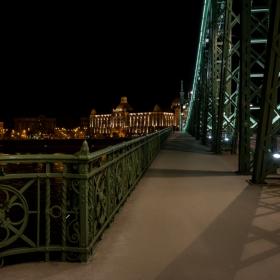 Нощна разходка из Будапеща!