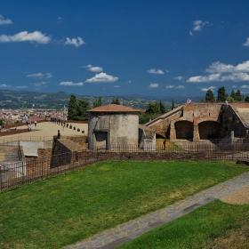 Fortе di Belvedere, 1590-1595 г.