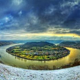Turn of Rhine...