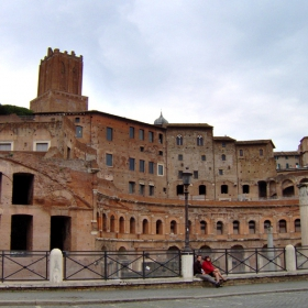 Roma, Trajan's Market