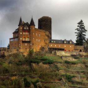 Burg Katz...