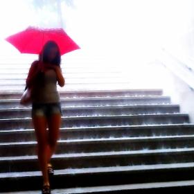 Някой хора усещат дъжда - други само се мокрят