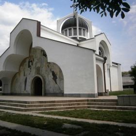 Храм-паметник