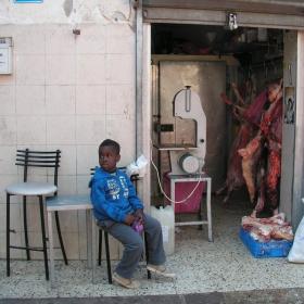 На пазара в Тел Авив