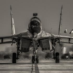 MiG-29 BGAF