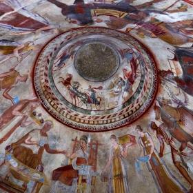 Фреската в Казанлъшката гробница
