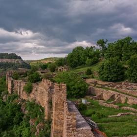 Крепостната стена на