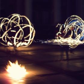 Игра с огън
