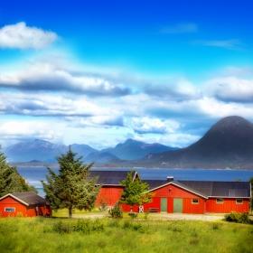 Малка ферма в Норвегия