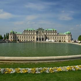 замакът Белведере Виена