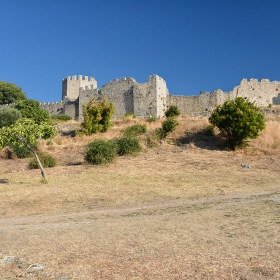 Platamon Castle 1204-1222 г., Greece