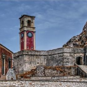 Корфу - Из старата крепост