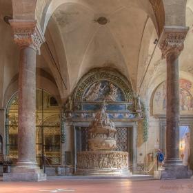Basilica di San Frediano - Lucca, Italy