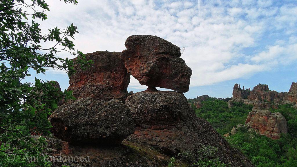 Скалата на Богинята-Майка, Белоградчик