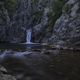 водопад Синият вир