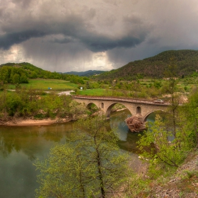 Върбински мост, река Арда ...