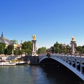 Най-красивият мост на Париж