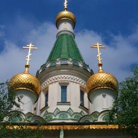 Руската църква - фрагмент