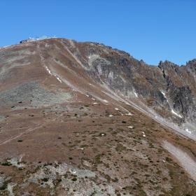 Последната стръмнина до върха