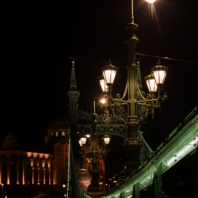 Нощна Будапеща!